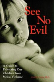 Cover of: See no evil | Madeline Levine