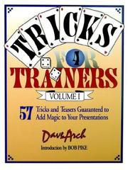 Tricks For Trainers by Dave Arch