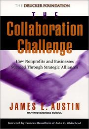Cover of: The Collaboration Challenge