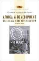 Cover of: Africa and Devolopment Challenges in the New Millennium |