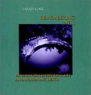 Cover of: Remembering Well | Sarah York
