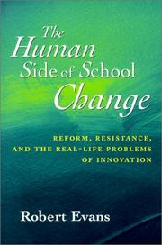 Cover of: The Human Side of School Change
