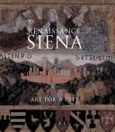 Cover of: Renaissance Siena |
