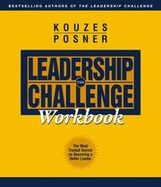 Cover of: The leadership challenge workbook