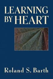 Cover of: Learning By Heart