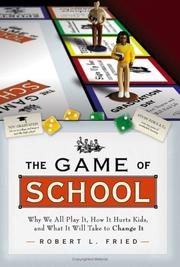 Cover of: The game of school