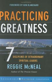 Cover of: Practicing greatness