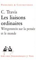 Cover of: Les liaisons ordinaires