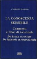 Cover of: In Aristotelis libros De sensu et sensato, De memoria et reminiscentia commentarium