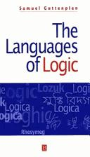 Cover of: The language of logic