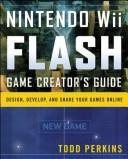 Cover of: Nintendo Wii Flash game creator