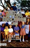 Cover of: An educator's guide to special education law