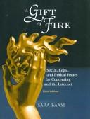 Cover of: Gift of Fire | Sara Baase