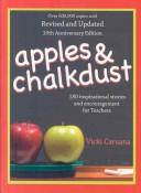 Cover of: Apples & chalkdust | Vicki Caruana