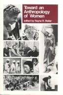 Toward an anthropology of women. by