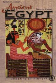 Ancient Egypt by Shirley Jordan