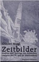 Cover of: Zeitbilder