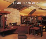Cover of: Frank Lloyd Wright: America's master architect