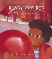 Cover of: Ready for red | Candace Whitman