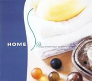 Cover of: Home spa