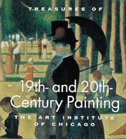 Cover of: Treasures of 19th- and 20th-Century Painting