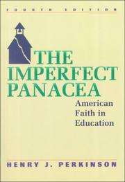 Cover of: The imperfect panacea