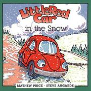 Cover of: Little Red Car in the snow
