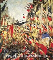 Cover of: The great book of French impressionism | Diane Kelder