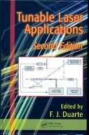 Cover of: Tunable laser applications |