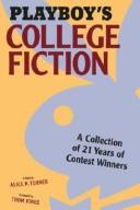 Cover of: Playboy's College Fiction