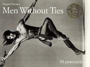 Cover of: Men Without Ties Postcard Book | Gianni Versace