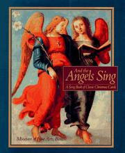 Cover of: And the Angels Sing