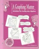 Cover of: A Graphing Matter