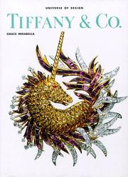 Cover of: Tiffany & Co. (Universe of Design)