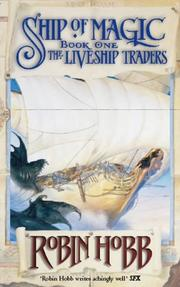 Cover of: Ship of Magic (Liveship Traders)