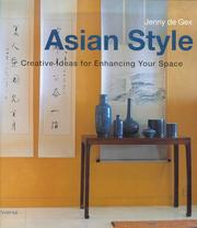 Cover of: Asian Style
