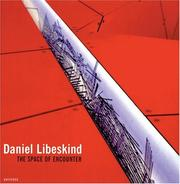 Cover of: Daniel Libeskind: The Space of Encounter
