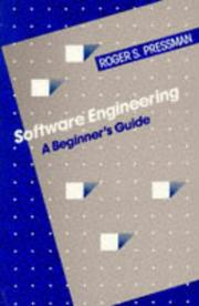 Cover of: Software Engineering