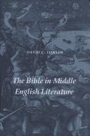 Cover of: The Bible in Early English literature. | David C. Fowler