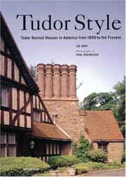 Cover of: Tudor Style | Lee Goff