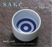 Cover of: Sake | Rocky Aoki