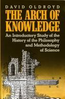 Cover of: The arch of knowledge