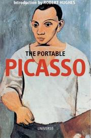 The Portable Picasso (Portables) by Robert Hughes