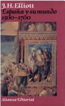 Cover of: Spain and its world, 1500-1700