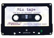 Cover of: Mix Tape | Thurston Moore