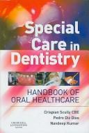 Cover of: Special care in dentistry