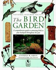 Cover of: The bird garden | Stephen W. Kress