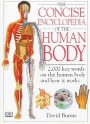 Cover of: The concise encyclopedia of the human body