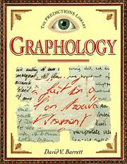 Cover of: Graphology