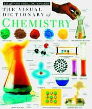 Cover of: The visual dictionary of chemistry